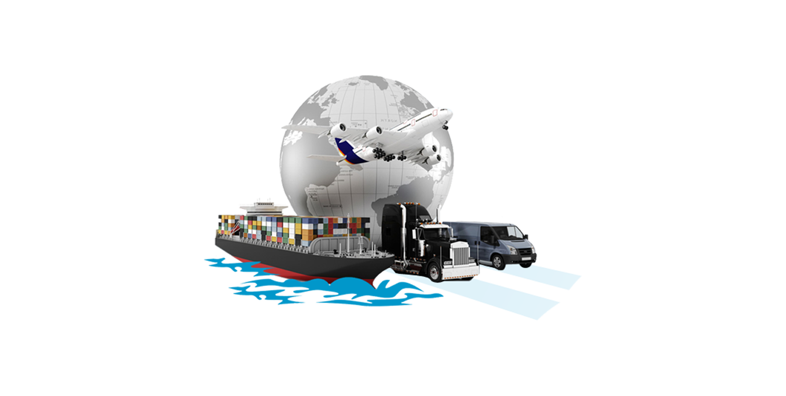 Worldwide Air & Sea Freight Forwarding